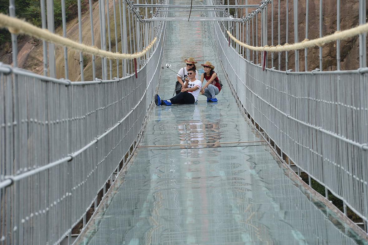 աշխարհի ամենաերկար ապակյա կամուրջը