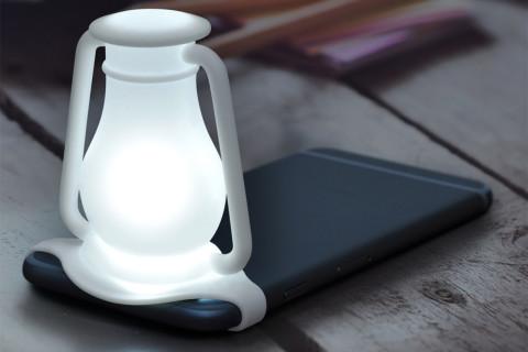 Travelamp-ը կվերածի ձեր հեռախոսը լուսամփոփի