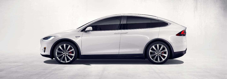 Էլոն Մասկը ներկայացրել է Tesla X-ը