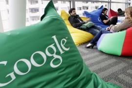 աշխատանք Google-ում
