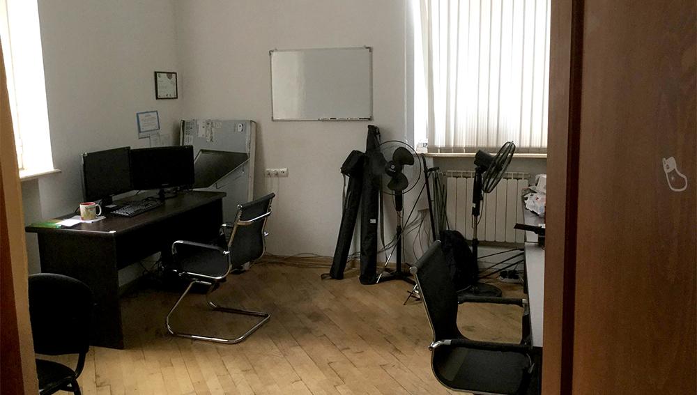 gg-ի առաջին գրասենյակը