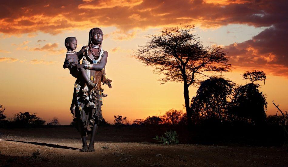 Աֆրիկյան ցեղի բարի ավանդույթը