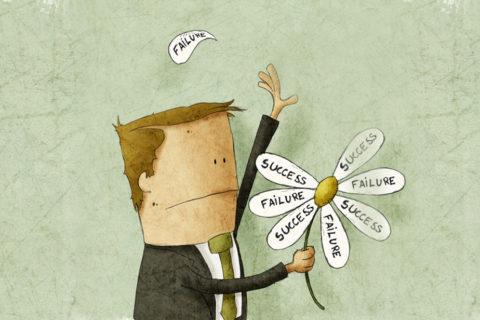 Ինչպես հաղթահարել ձախողման վախը