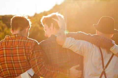 Ընկերների 3 տեսակ