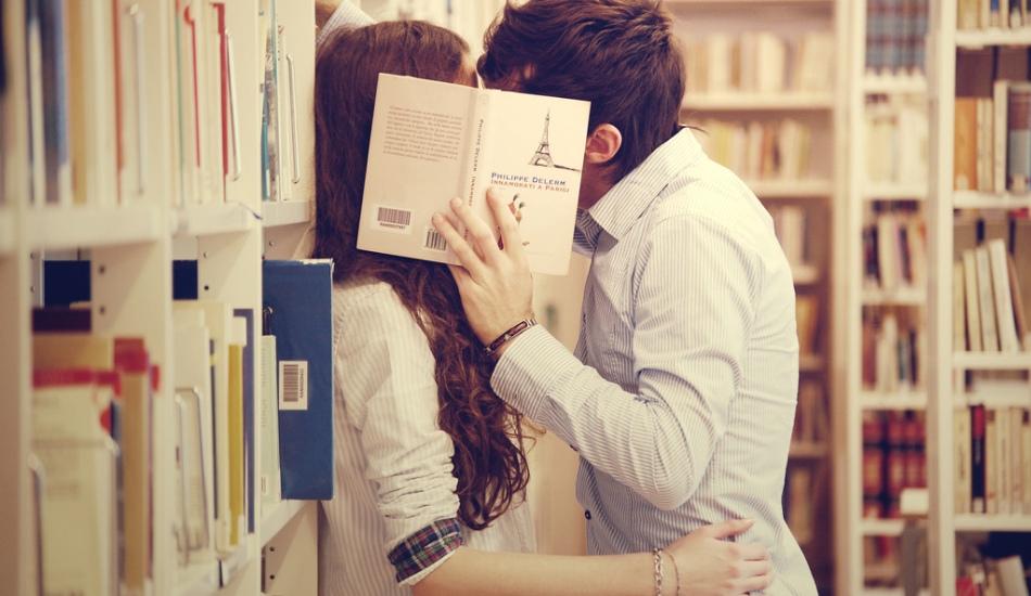 Ինչու սիրահարվել գրքասերներին