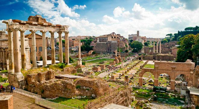 Հռոմի ֆորում