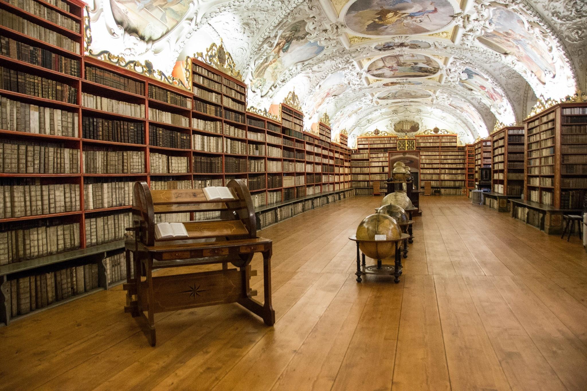 Ստրագովյան մենաստանի գրադարան