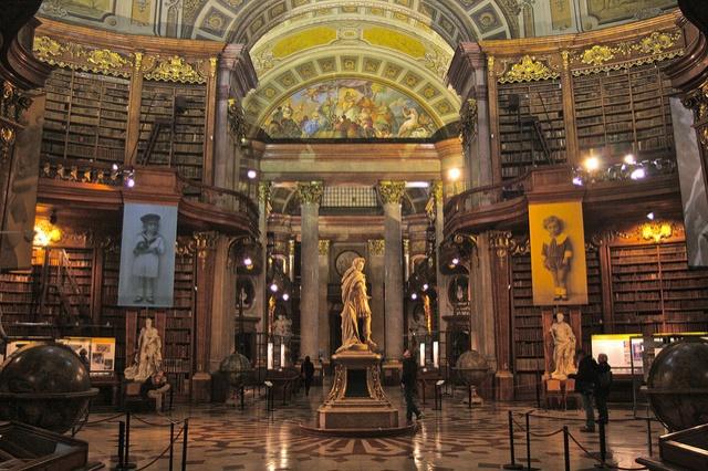 ավստրիական գրադարան