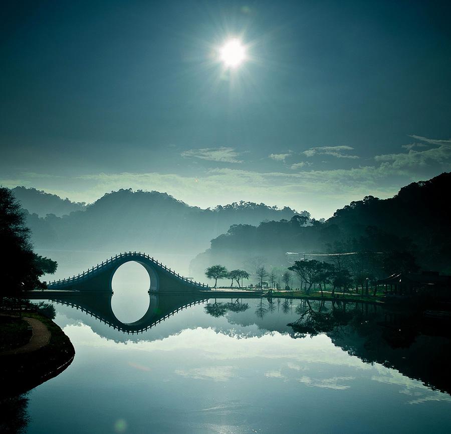 Լուսնային կամուրջ, Թայվան